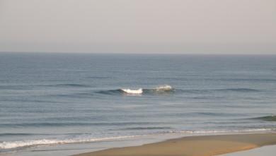 wave report FR, Vieux Boucau (40) du 2010-04-15 08:15:00