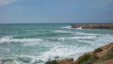Surf report MA, Imsouane - Cathédrale (MA) du 2010-04-15 15:00:00