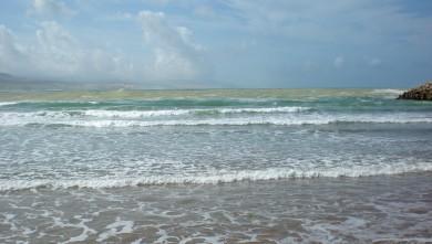 wave report MA, Baie d'Imessouane (MA) du 2010-04-16 10:00:00