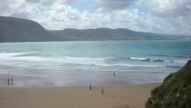 Surf report MA, Baie d'Imessouane (MA) du 2010-04-17 10:00:00