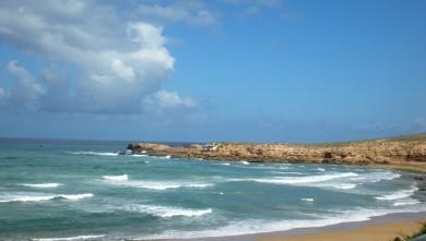 Surf report MA, Imsouane - Cathédrale (MA) du 2010-04-18 11:00:00