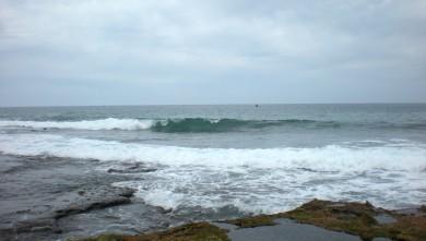 Surf report MA, Imsouane - Cathédrale (MA) du 2010-04-19 10:00:00