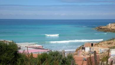 Surf report MA, Imsouane - Cathédrale (MA) du 2010-04-21 11:00:00