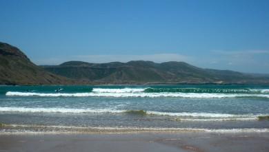 wave report MA, Baie d'Imessouane (MA) du 2010-04-23 12:00:00