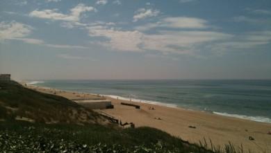 Surf report FR, Biscarrosse Plage (40) du 2010-04-25 14:06:00