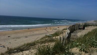 Surf report FR, Biscarrosse Plage (40) du 2010-04-25 17:18:00