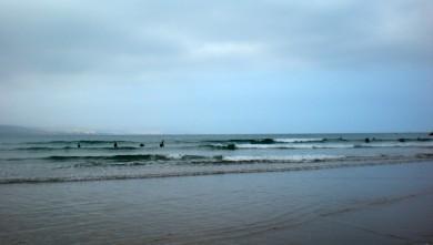 Surf report MA, Baie d'Imessouane (MA) du 2010-04-25 09:00:00