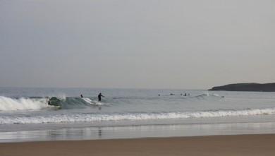 Surf report FR, Biarritz - Grande Plage (64) du 2010-04-26 09:15:00