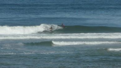 Surf report FR, Mimizan - Plage Garluche (40) du 2010-04-27 11:20:00