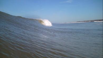 wave report FR, Montalivet (33) du 2010-04-27 10:00:00