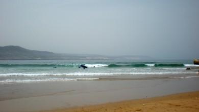 wave report MA, Baie d'Imessouane (MA) du 2010-04-28 11:00:00