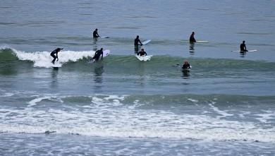 wave report FR, Wimereux - La Pointe aux Oies (62) du 2010-04-29 16:00:00
