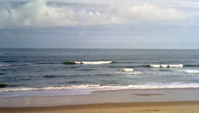 Surf report FR, Soulac sur Mer (33) du 2010-04-30 09:00:00