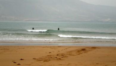 Surf report MA, Baie d'Imessouane (MA) du 2010-05-01 11:30:00