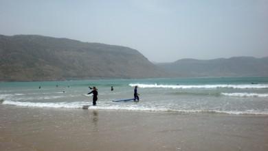 Surf report MA, Baie d'Imessouane (MA) du 2010-05-02 12:00:00