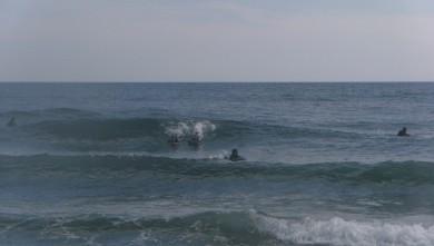 wave report FR, Sausset les Pins - Plage du Port (13) du 2010-05-02 17:35:00