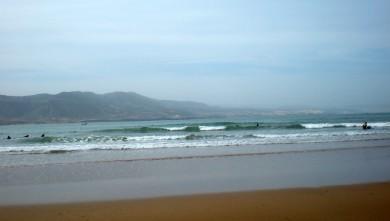 wave report MA, Baie d'Imessouane (MA) du 2010-05-05 09:00:00