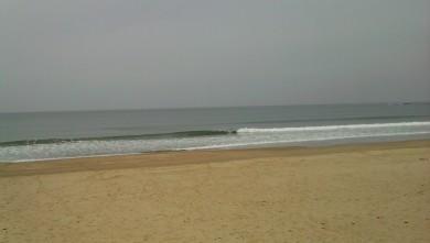 wave report FR, Plage des Dunes (85) du 2010-05-07 12:30:00