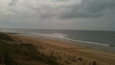 wave report FR, Lacanau Océan - La Nord (33) du 2010-05-09 12:17:00