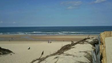 Surf report FR, Cap-Ferret - Plage de L'Horizon (33) du 2010-05-14 10:25:00