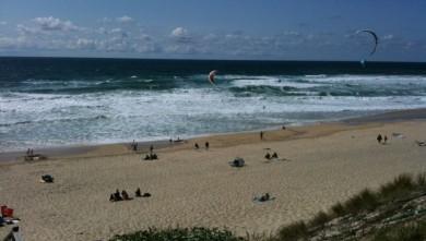 Surf report FR, Biscarrosse Plage (40) du 2010-05-15 16:51:00