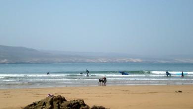 Surf report MA, Baie d'Imessouane (MA) du 2010-05-16 11:30:00