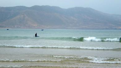 wave report MA, Baie d'Imessouane (MA) du 2010-05-17 11:00:00