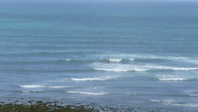 wave report FR, Guethary Parlementia (64) du 2010-05-17 15:00:00