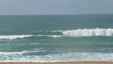 Surf report FR, Anglet La Madrague (64) du 2010-05-17 15:30:00