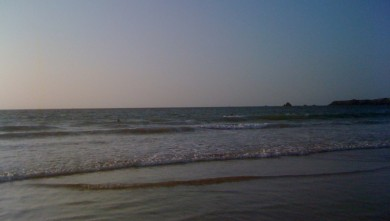 Surf report FR, Saint-Malo - Le Sillon (35) du 2010-05-18 20:35:00