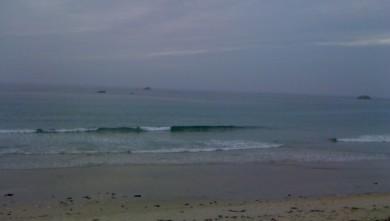 Surf report FR, Kerfissien (29) du 2010-05-18 21:43:00