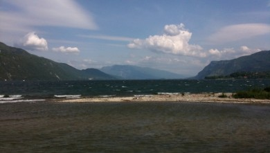 Surf report FR, Lac du Bourget (73) du 2010-05-19 10:00:00