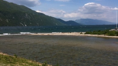 wave report FR, Lac du Bourget (73)