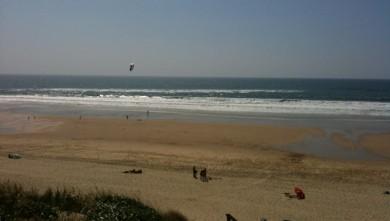 Surf report FR, Biscarrosse Plage (40) du 2010-05-19 16:28:00