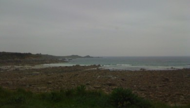 Surf report FR, La Mauvaise Grève (29) du 2010-05-19 19:44:00