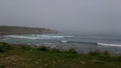 Surf report FR, La Mauvaise Grève (29) du 2010-05-20 13:05:00