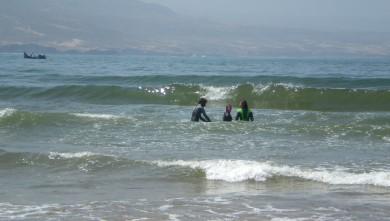 Surf report MA, Baie d'Imessouane (MA) du 2010-05-20 11:00:00
