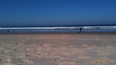 Surf report FR, Biscarrosse Plage (40) du 2010-05-22 09:52:00