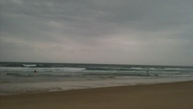 Surf report FR, Hourtin Océan - La Centrale (33) du 2010-05-27 12:00:00