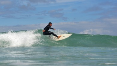 Surf report FR, Seignosse - Les Casernes (40)