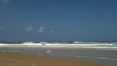 Surf report FR, Hourtin Océan - La Centrale (33) du 2010-05-28 11:00:00
