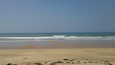Surf report FR, Plage des Dunes (85) du 2010-05-28 13:00:00
