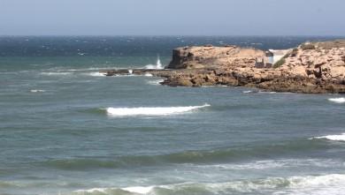 wave report MA, Imsouane - Cathédrale (MA) du 2010-05-28 11:00:00