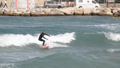 Surf report FR, Le Prado (13) du 2010-05-30 10:00:00