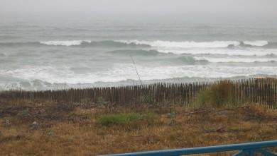 Surf report FR, Lacanau Océan - La Sud (33) du 2010-06-01 09:00:00
