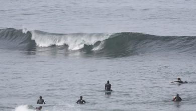 Surf report MA, Imsouane - Cathédrale (MA) du 2010-06-03 11:00:00