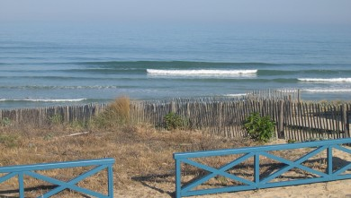 Surf report FR, Lacanau Océan - La Sud (33) du 2010-06-04 09:00:00