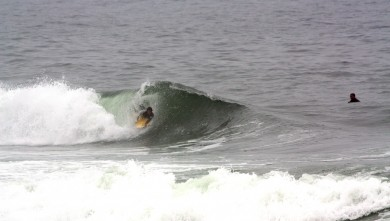 Surf report MA, Imsouane - Cathédrale (MA) du 2010-06-05 10:30:00
