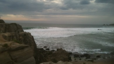 wave report FR, Quiberon - Port Blanc (56) du 2010-06-05 20:00:00