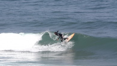 Surf report MA, Imsouane - Cathédrale (MA) du 2010-06-07 10:00:00